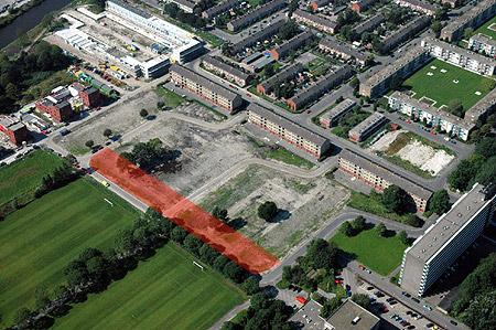 Luchtfotot Nieuwe haven 9 september